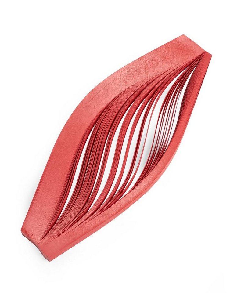 VBS Großhandelspackung 400 Papierstreifen, rot
