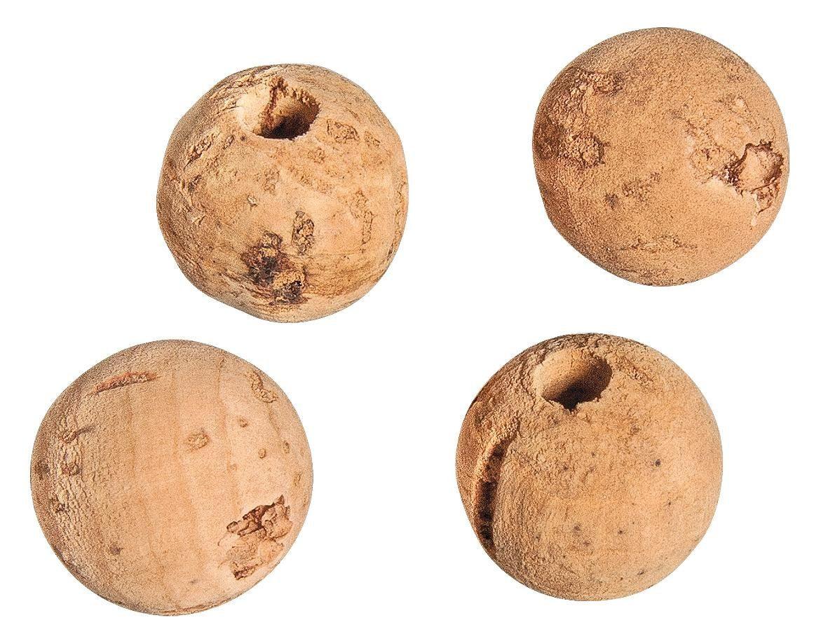 Kork-Perlen, Ø 2cm