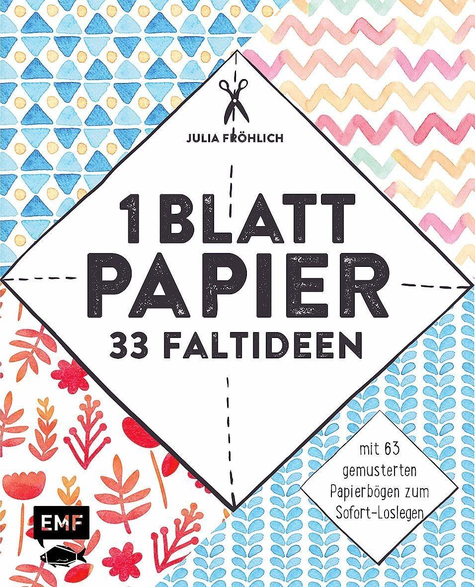 """EMF Buch """"1 Blatt Papier - 33 Faltideen"""""""