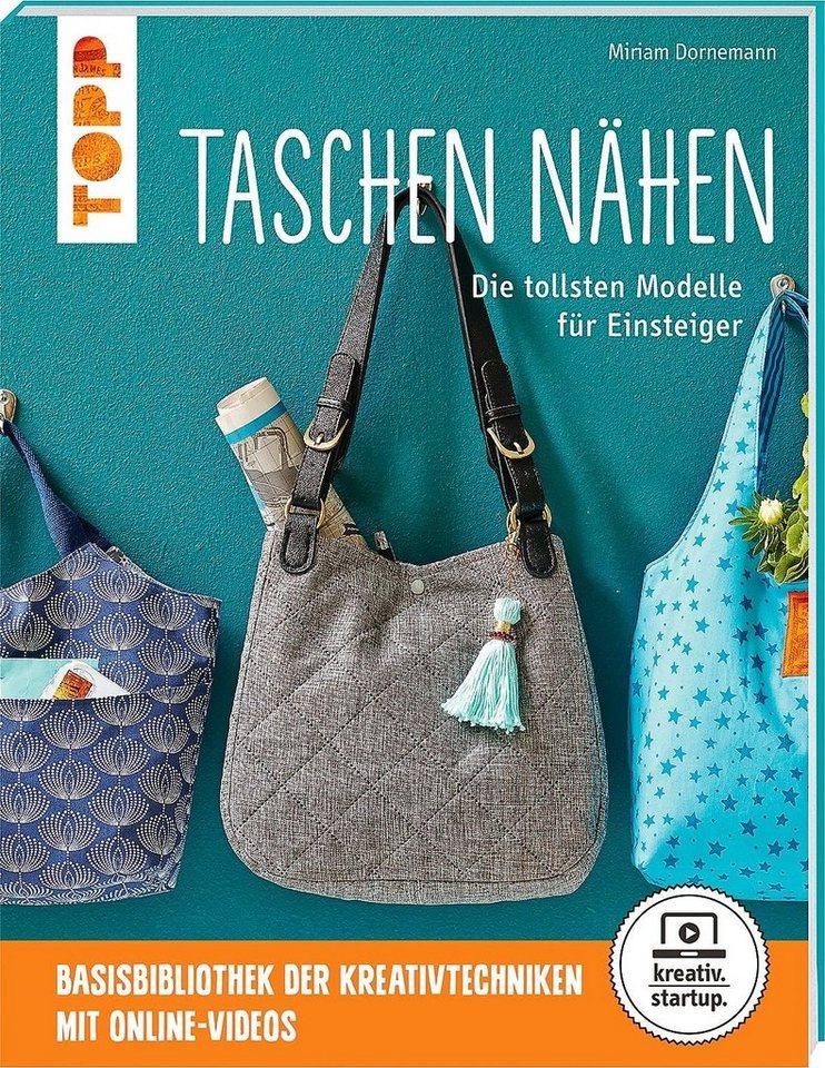 """Topp Buch """"Taschen nähen"""""""