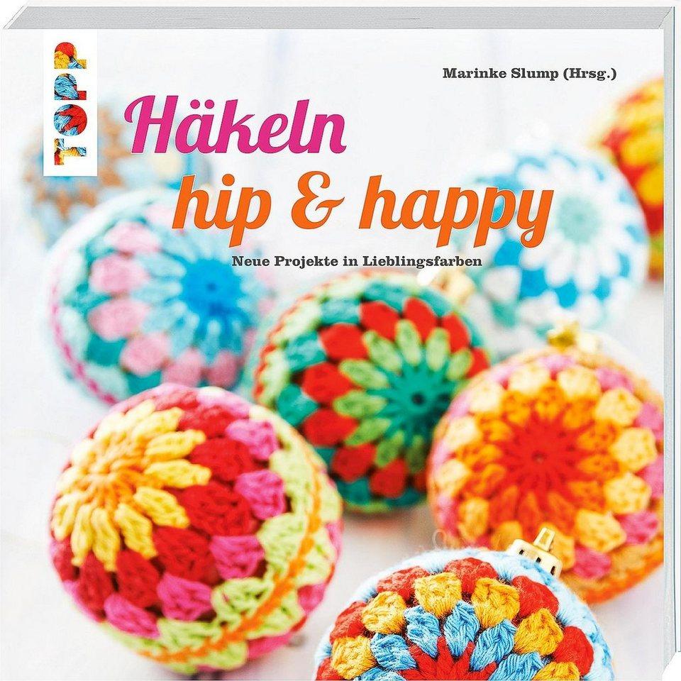 "Topp Buch ""Häkeln hip & happy"""