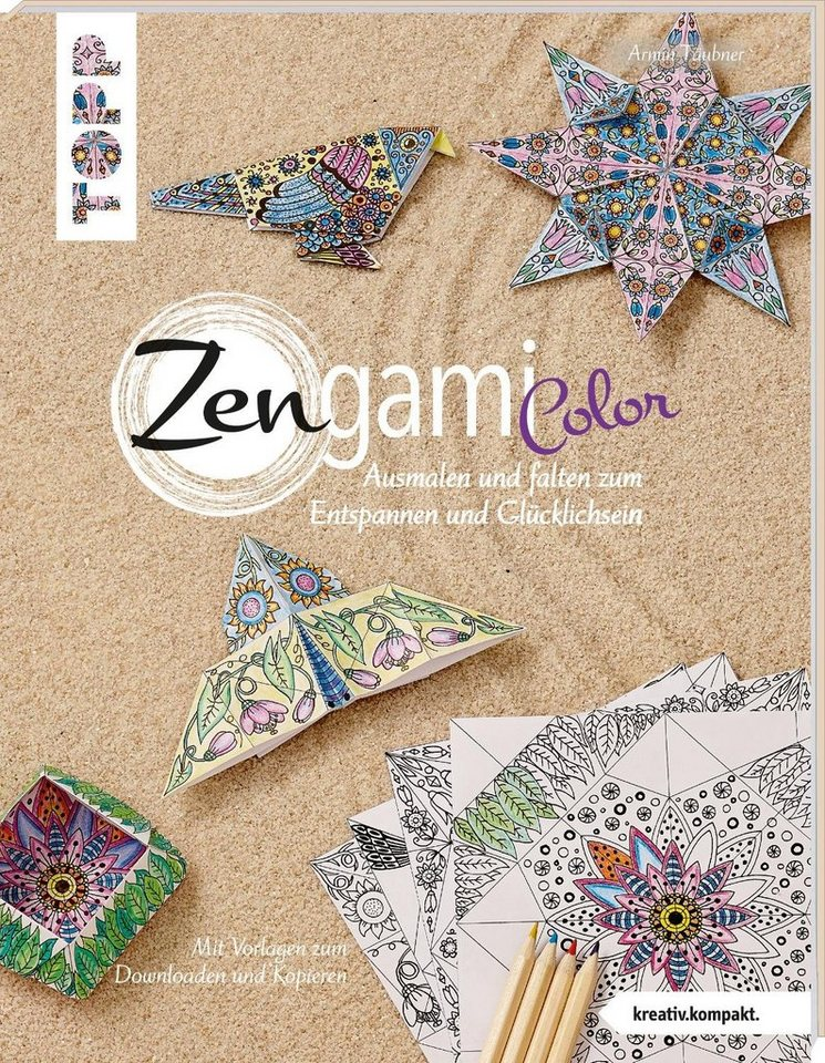 "Topp Buch ""Zengami Color"""