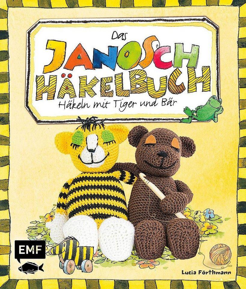 """EMF Buch """"Das Janosch Häkelbuch"""""""