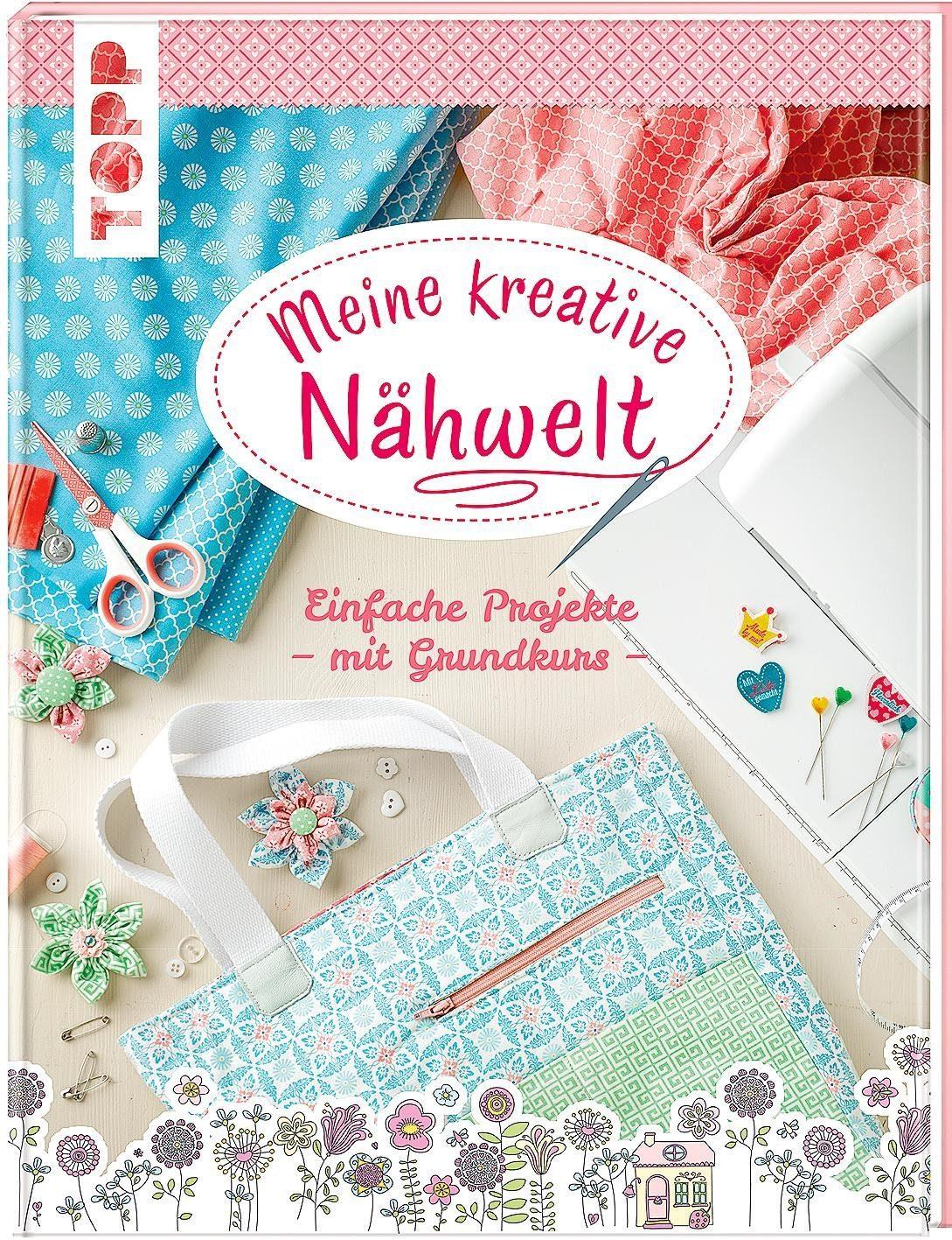 """Topp Buch """"Meine kreative Nähwelt"""""""
