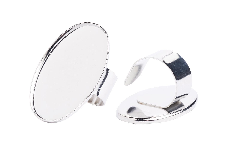 """Ring für Modelliermassen """"Oval"""""""
