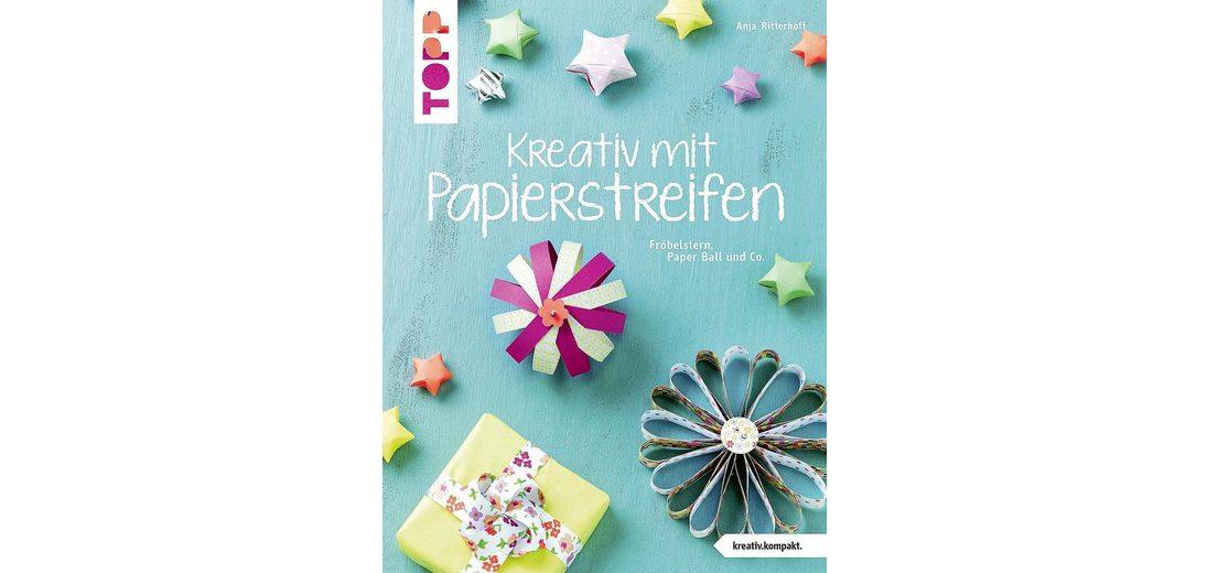 """Topp Buch """"Kreativ mit Papierstreifen"""""""