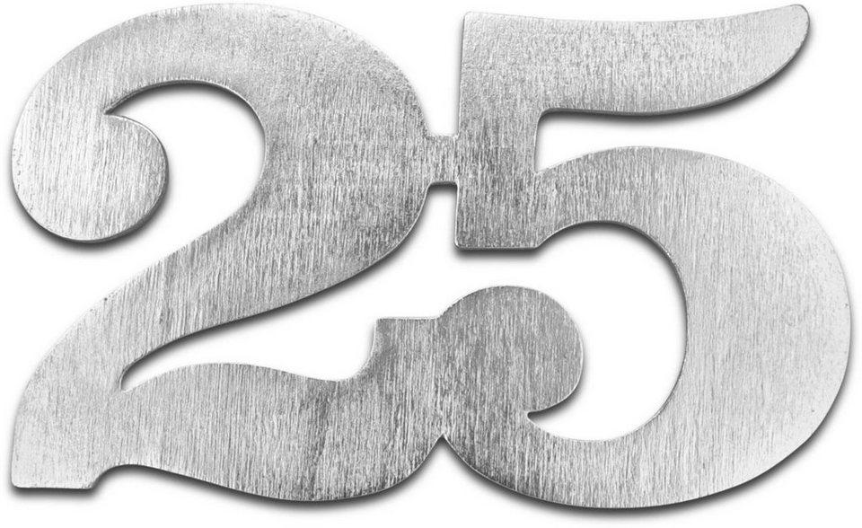 "Jubiläumszahl ""25"""