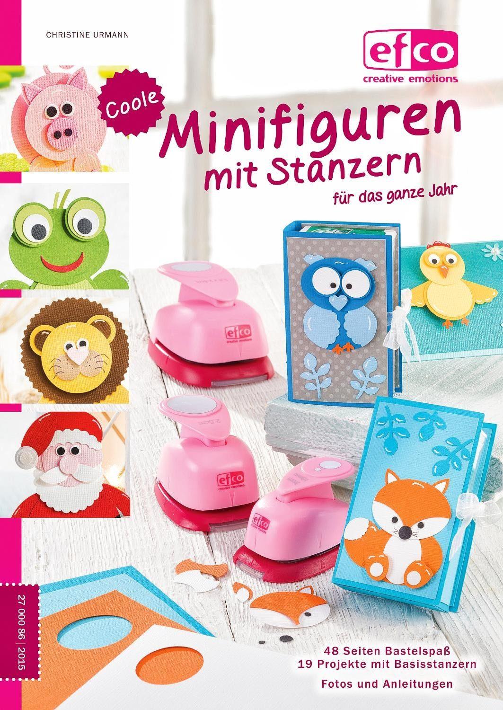 """Buch """"Minifiguren mit Stanzern"""""""
