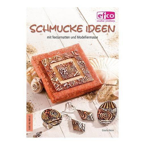 """Buch """"Schmucke Ideen mit Texturmatten und Modelliermasse"""""""