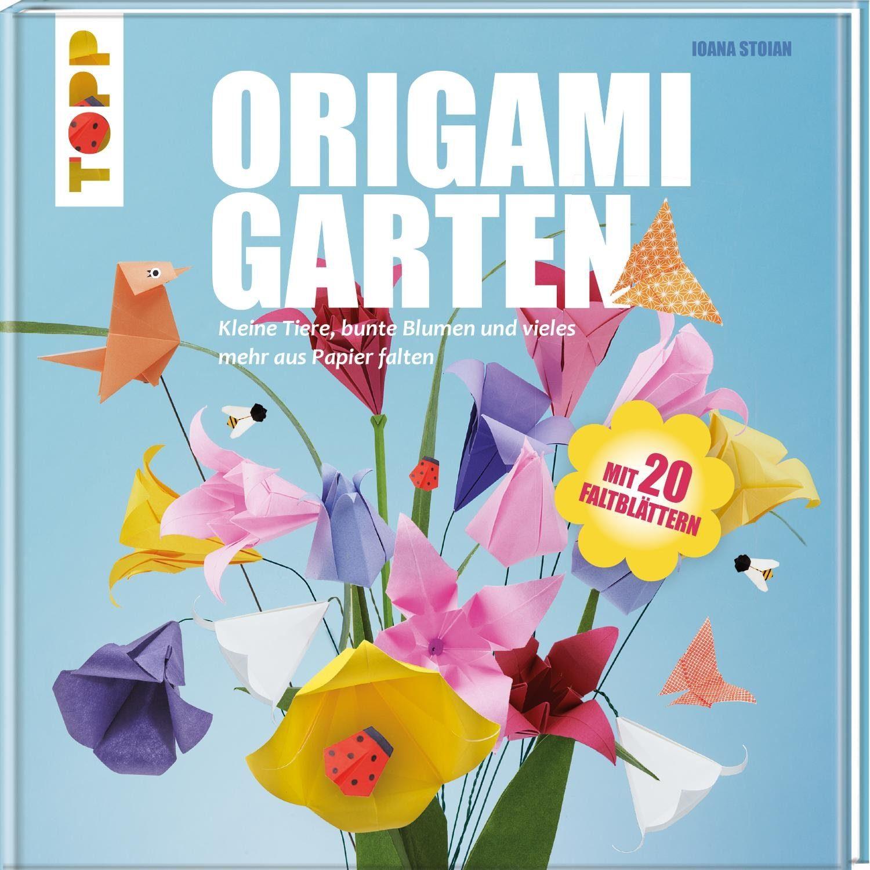 """Topp Buch """"Origami Garten"""""""