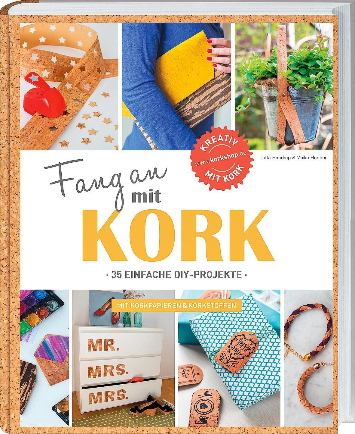 """Buch """"Fang an mit Kork"""""""