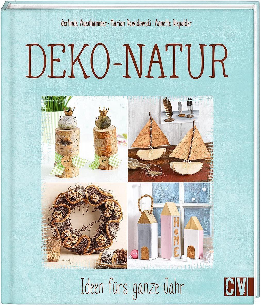 """Buch """"Deko-Natur"""""""