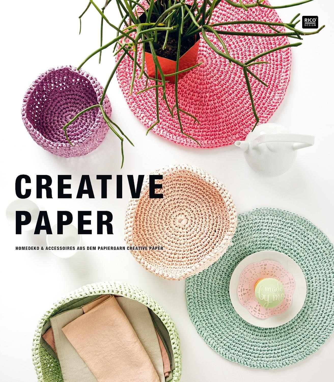 """Buch """"Creative Paper"""""""
