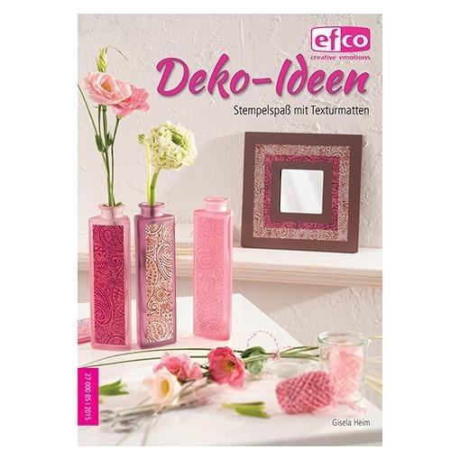 """Buch """"Deko Ideen mit Texturmatten"""""""