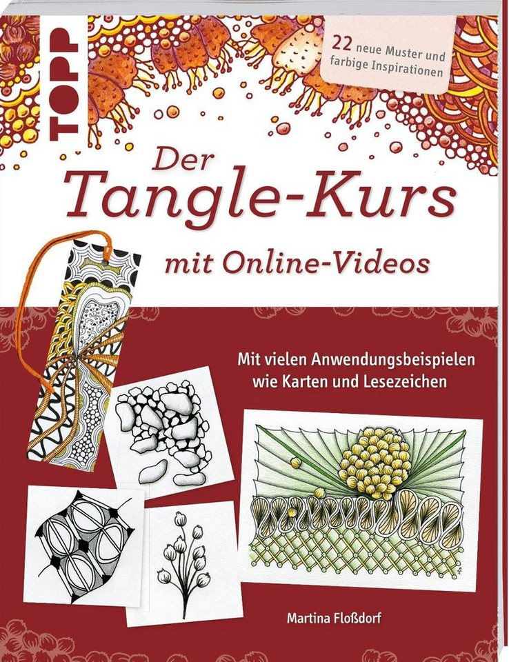 """Topp Buch """"Der Tangle-Kurs"""""""