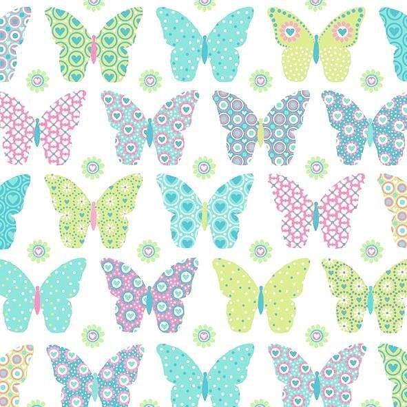 "Serviette ""Butterfly Dream"""