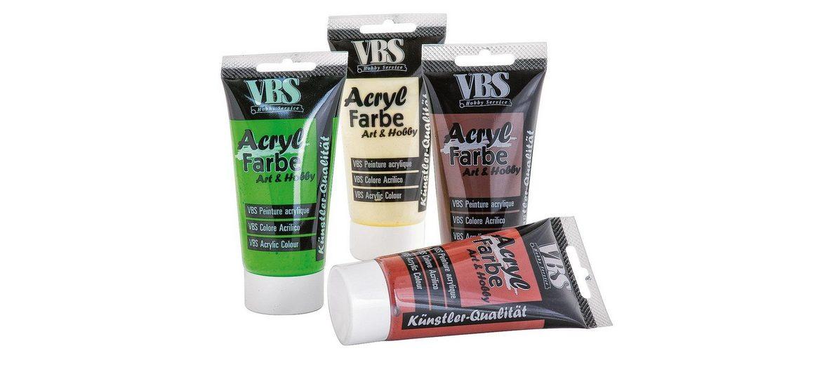 VBS Acrylfarbe , Farbset