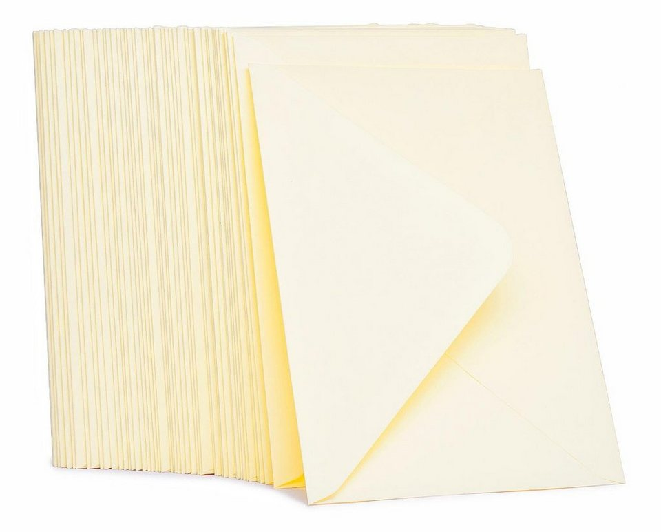 Briefumschläge, 50 Stück