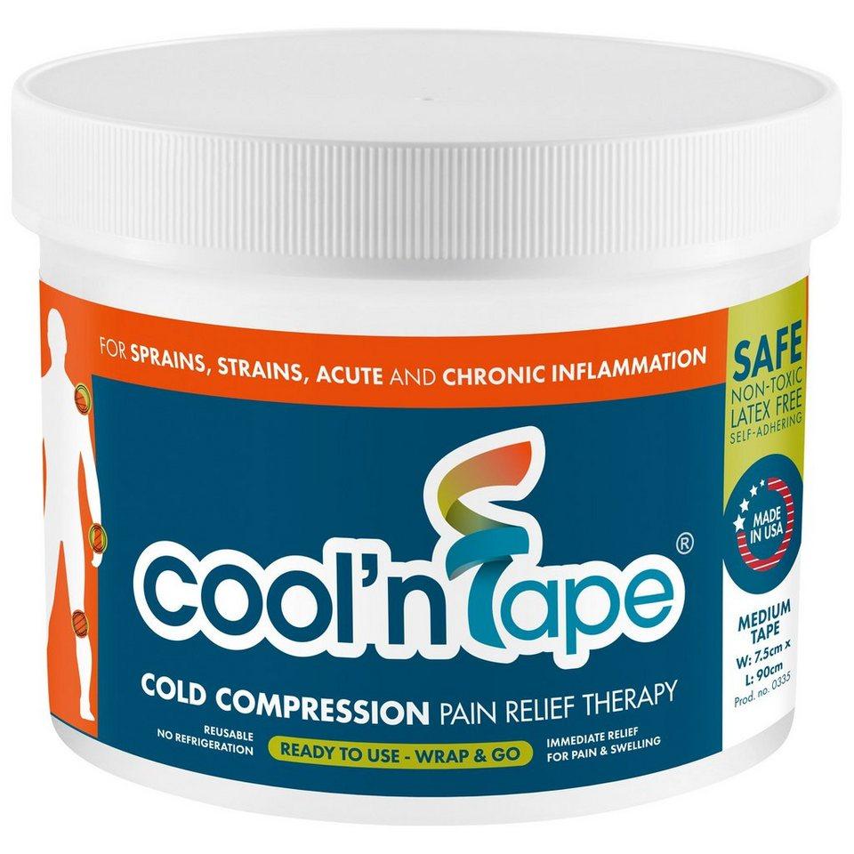ERIMA Cool'N Tape Cold Compression Set 12 Stück in blau