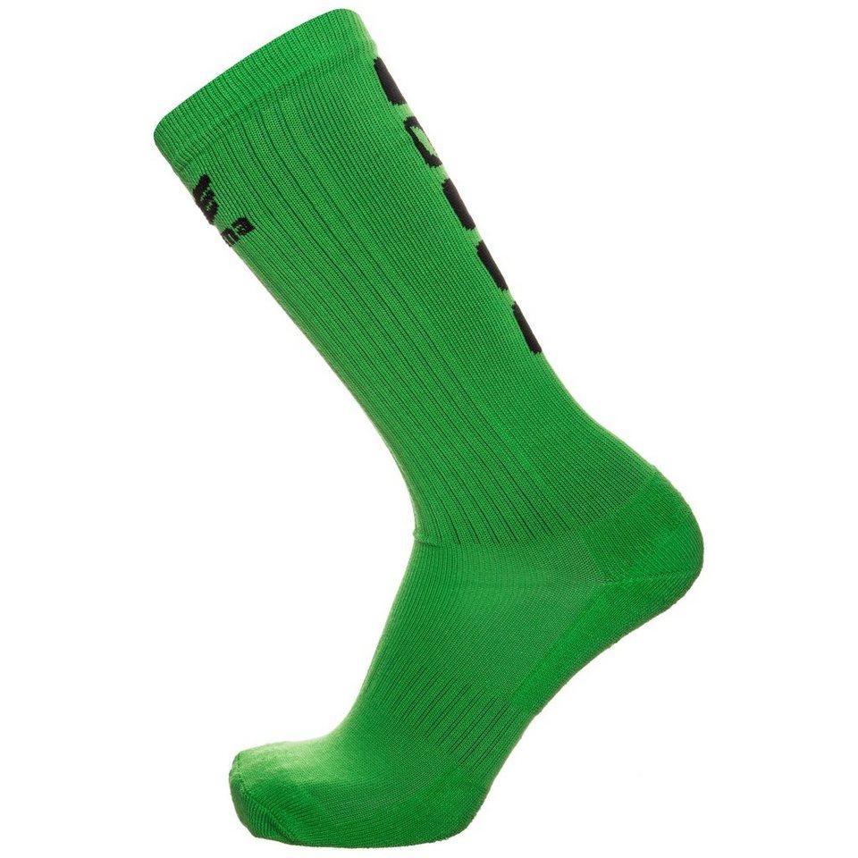 ERIMA 5-CUBES Socke lang in green/schwarz