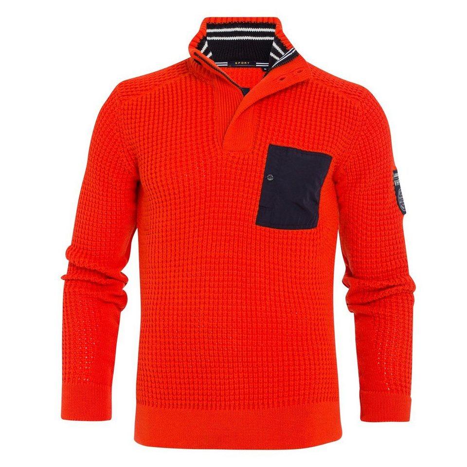 Gaastra Pullover in orange