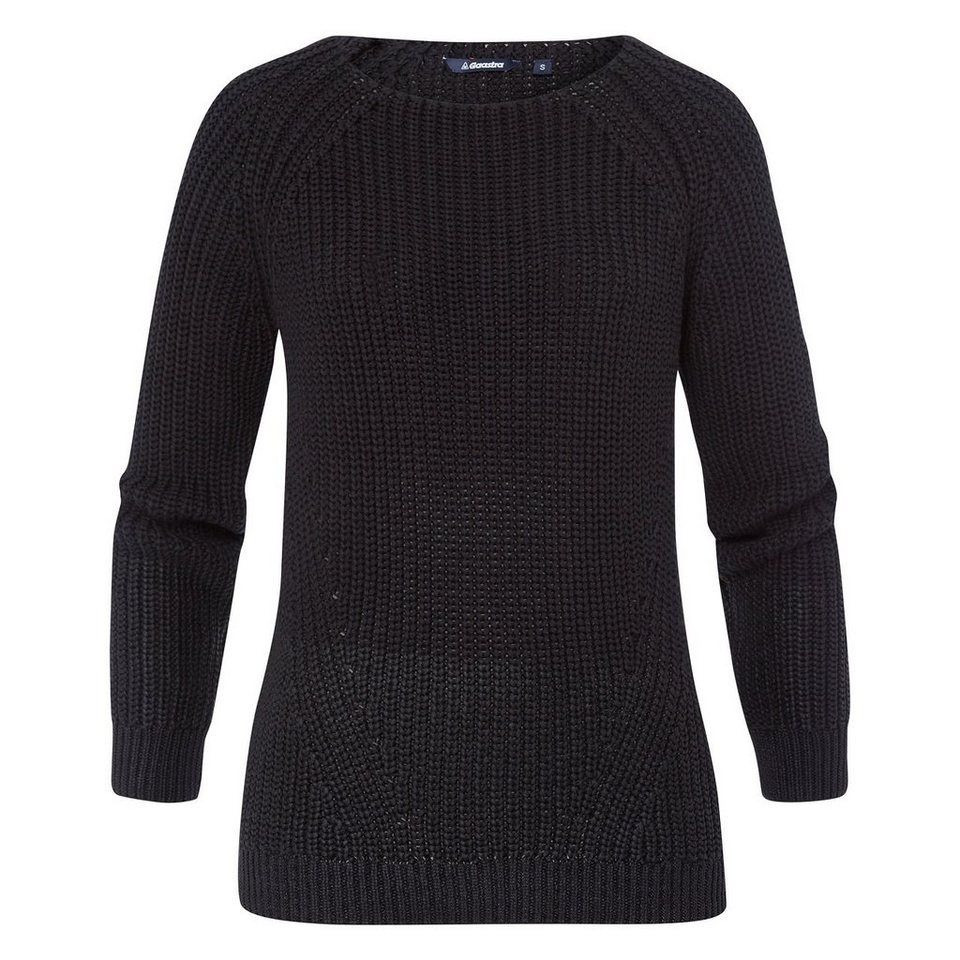 Gaastra Pullover in schwarz