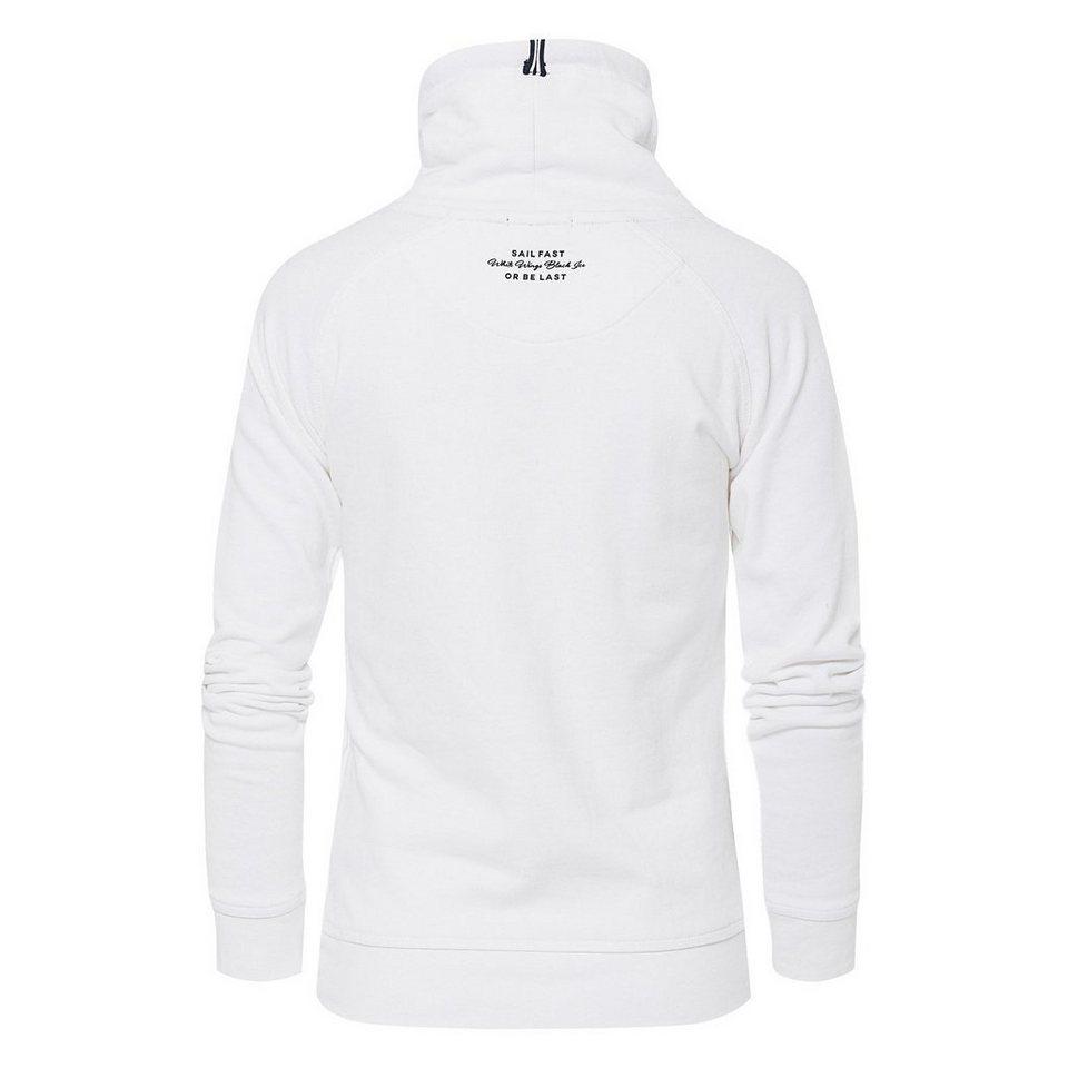 Gaastra Sweatshirt in weiß