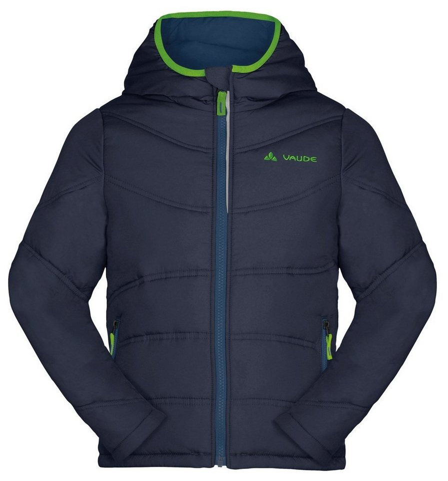VAUDE Outdoorjacke »Arctic Fox III Jacket Kids« in blau