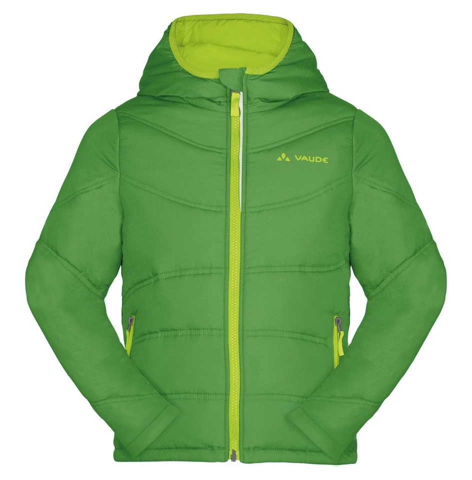 VAUDE Outdoorjacke »Arctic Fox III Jacket Kids« in grün