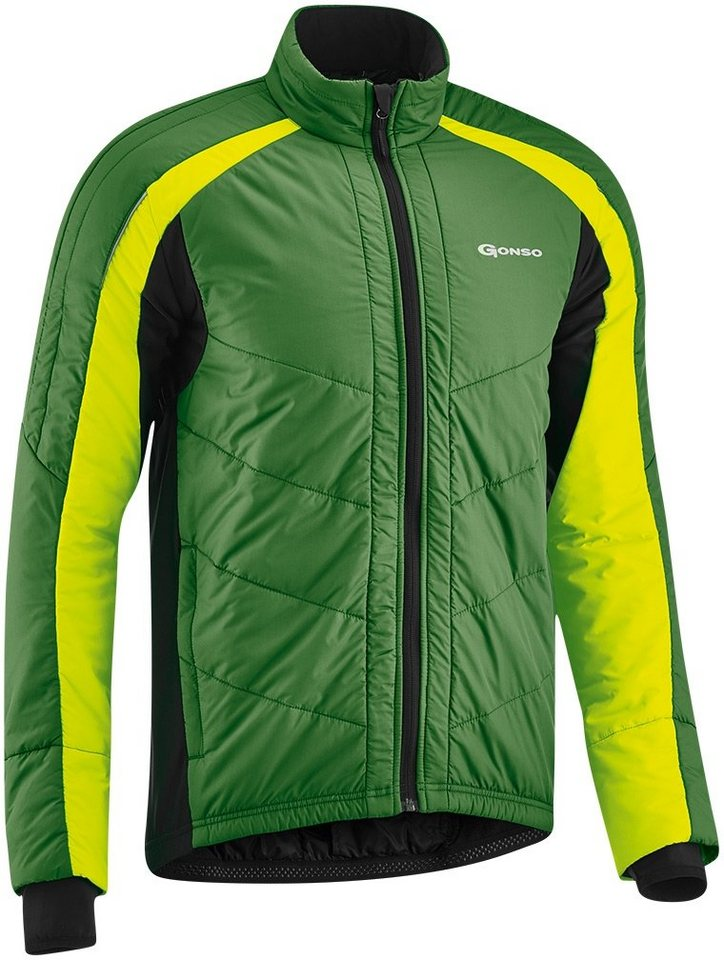Gonso Radjacke »Bond Thermo Active Jacke Herren« in grün