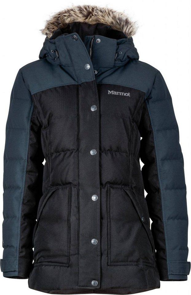 Marmot Outdoorjacke »Southgate Jacket Women« in schwarz