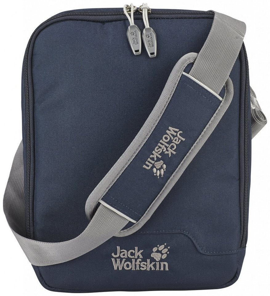 Jack Wolfskin Sport- und Freizeittasche »Gadgetary Bag« in blau
