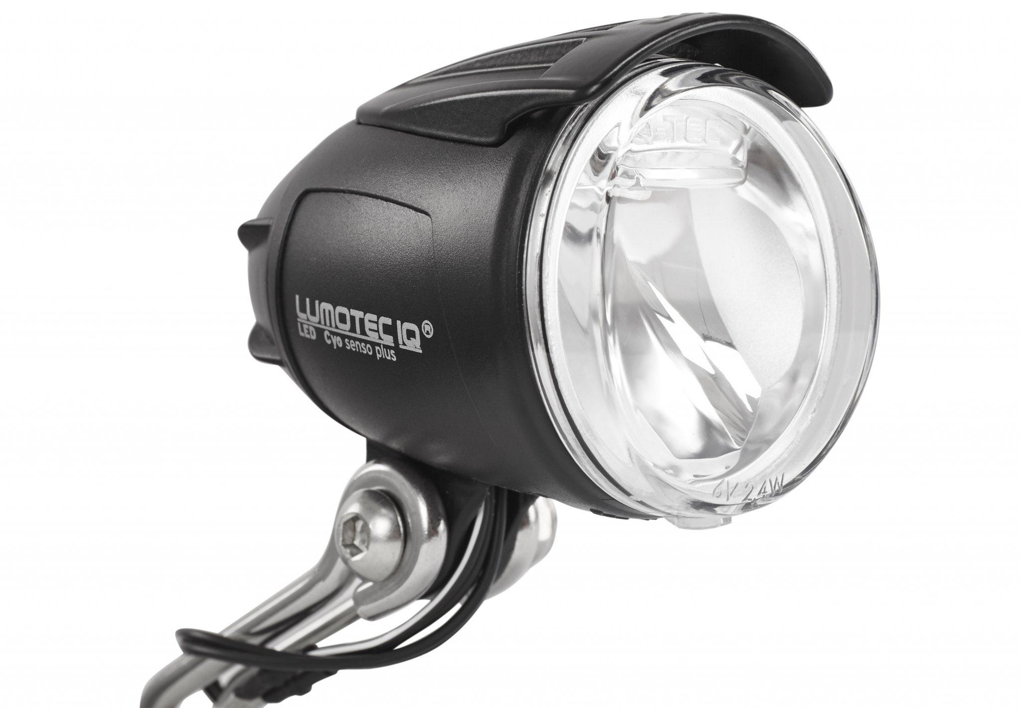 Busch + Müller Fahrradbeleuchtung »Lumotec IQ Cyo senso plus Frontscheinwerfer«