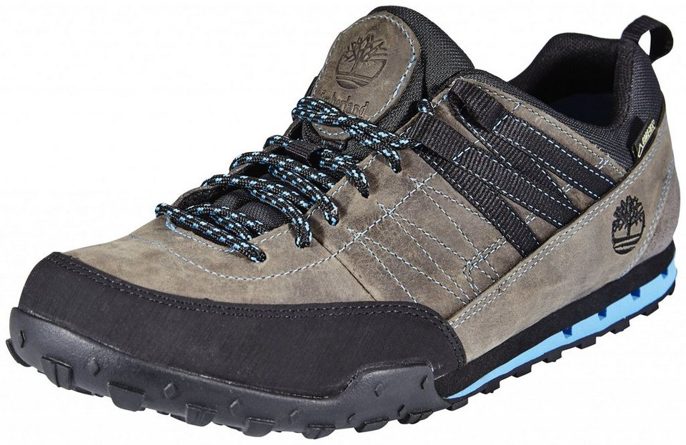 Timberland Kletterschuh »Greeley GTX Approach Shoes Men Low« in grau