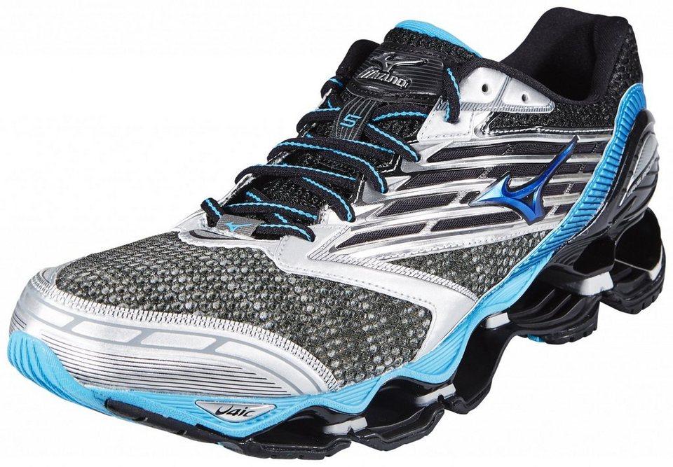 Mizuno Runningschuh »Wave Prophecy 5 Running Shoe Men« in grau