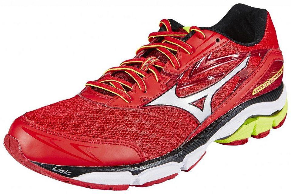 Mizuno Runningschuh »Wave Inspire 12 Running Shoe Men« in rot