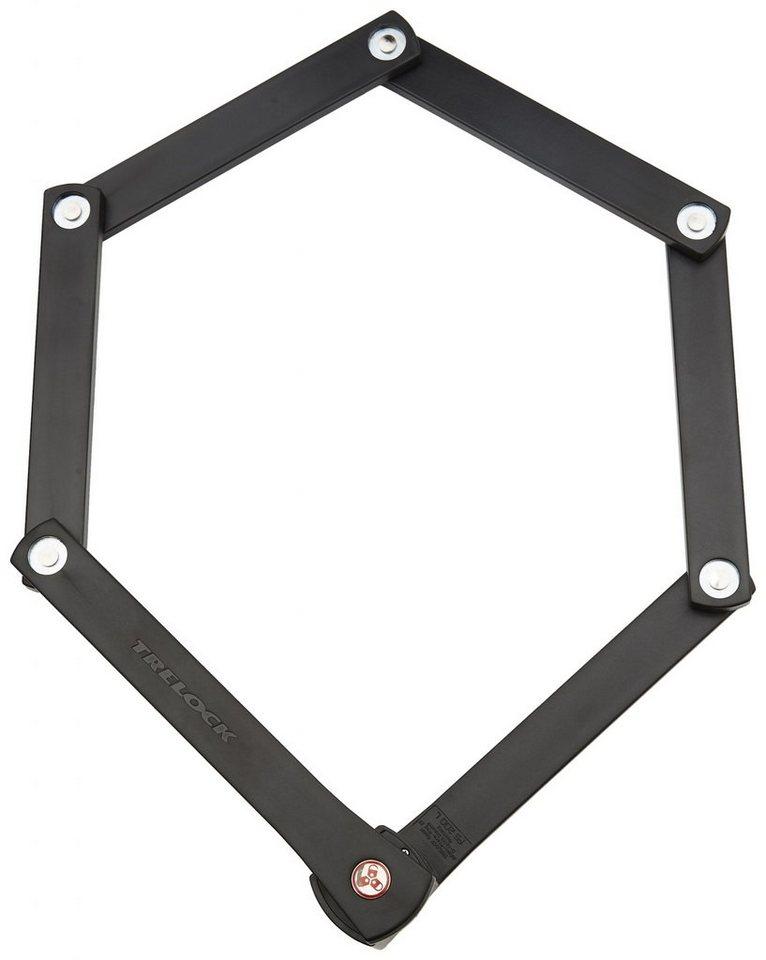 Trelock Fahrradschloss »FS 200 TWO.GO L Faltschloss 100 cm«