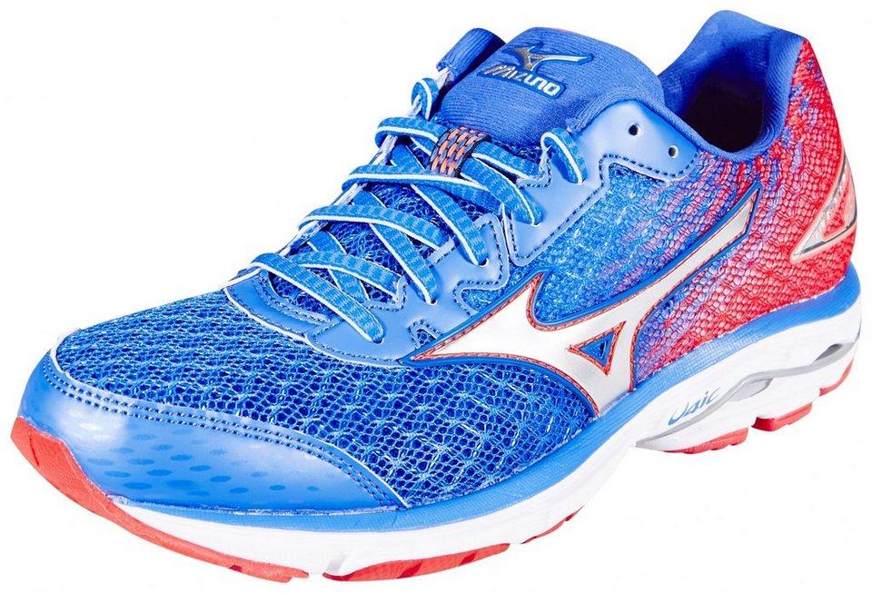 Mizuno Runningschuh »Wave Rider 19 Running Shoe Women« in blau