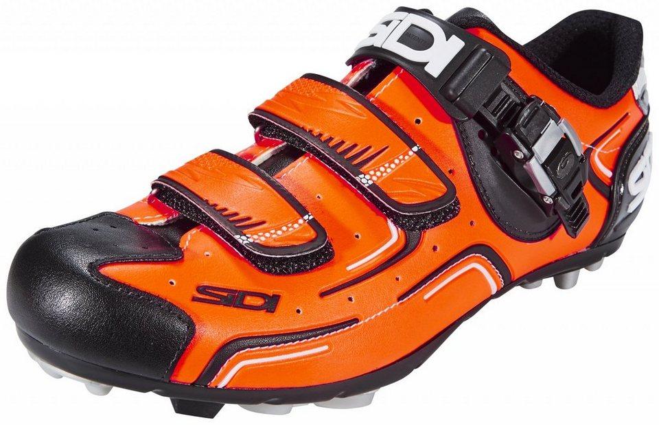 Sidi Fahrradschuhe »MTB Buvel Fahrradschuhe Men« in orange