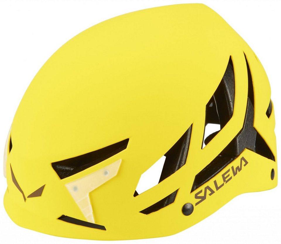 Salewa Kletterhelm »Vayu Helmet« in gelb