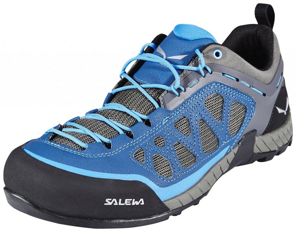 Salewa Kletterschuh »Firetail 3 Approach Shoes Men« in grau
