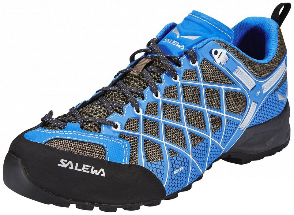 Salewa Kletterschuh »Wildfire Vent Approach Shoes Men« in braun