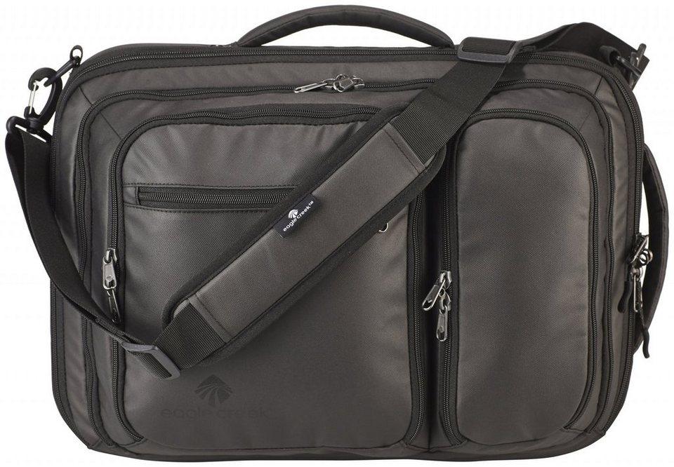 Eagle Creek Sport- und Freizeittasche »Convertabrief Courier-/Backpack« in schwarz