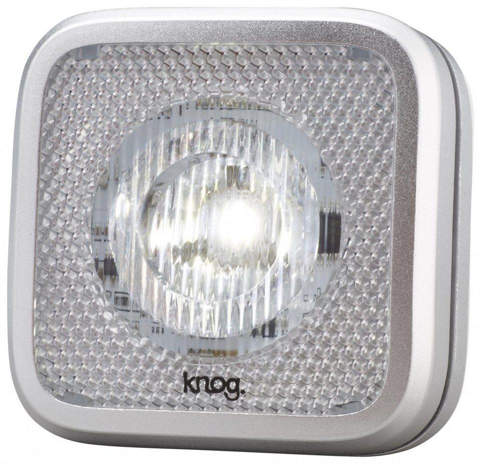 Knog Fahrradbeleuchtung »Blinder MOB Frontlicht StVZO weiße LED«