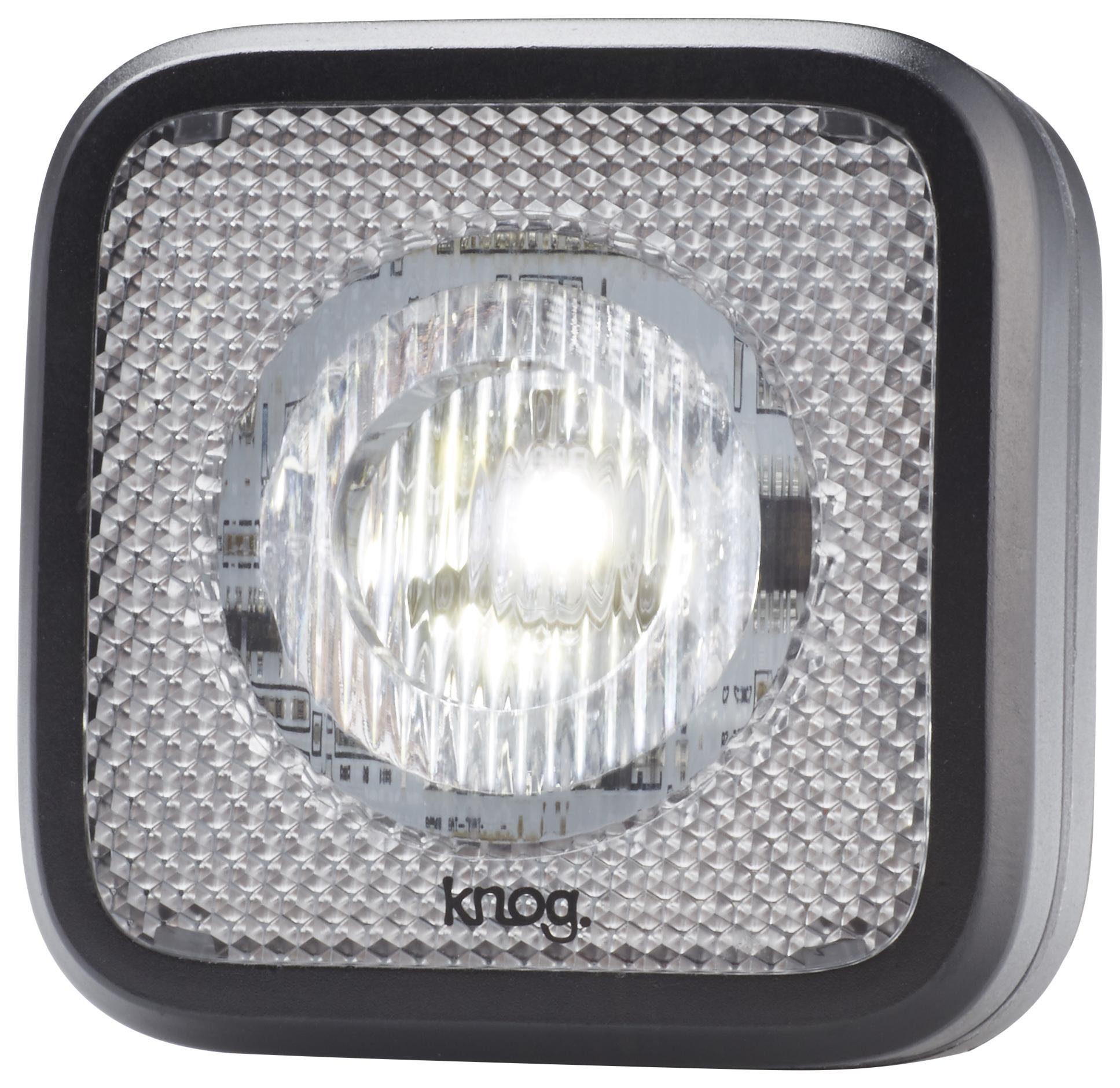 Knog Fahrradbeleuchtung »Knog Blinder MOB Frontlicht StVZO weiße LED«