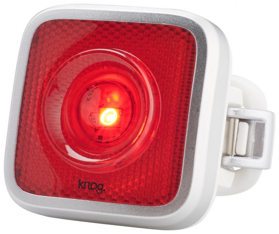 Knog Fahrradbeleuchtung »Blinder MOB Rücklicht StVZO rote LED«