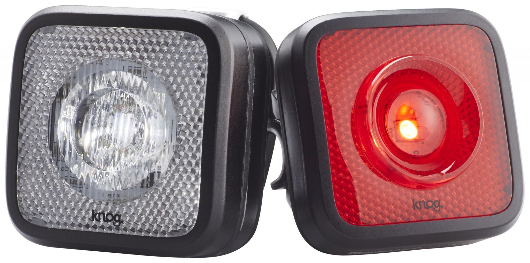 Knog Fahrradbeleuchtung »Knog Blinder MOB Beleuchtungsset StVZO Twinpack«