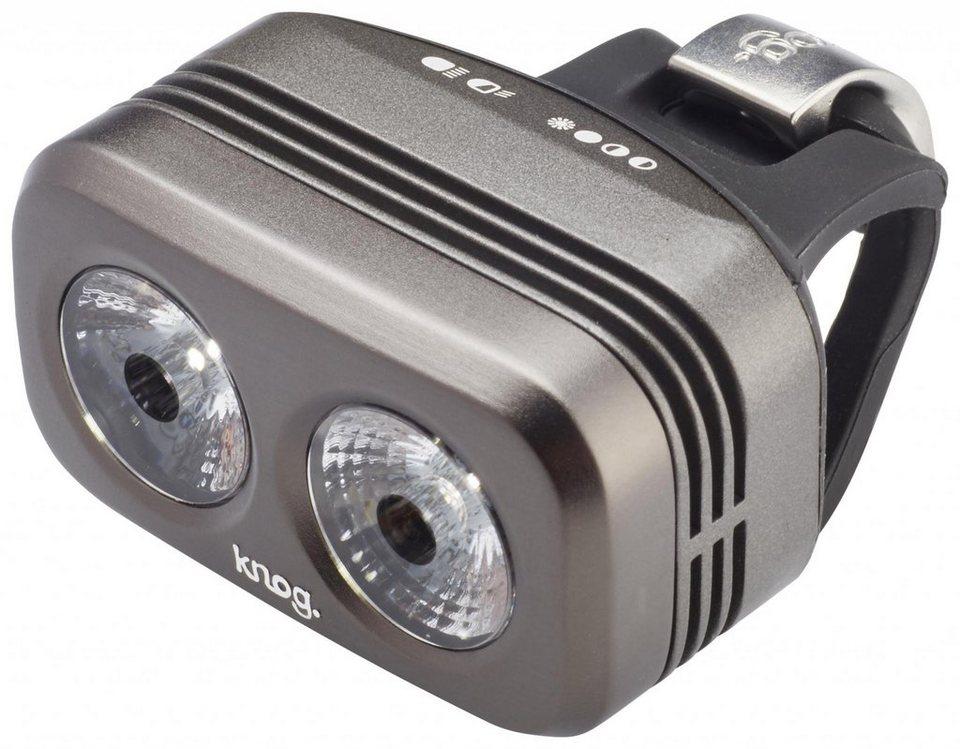 Knog Fahrradbeleuchtung »Blinder Road 250 Frontlicht weiße LED«