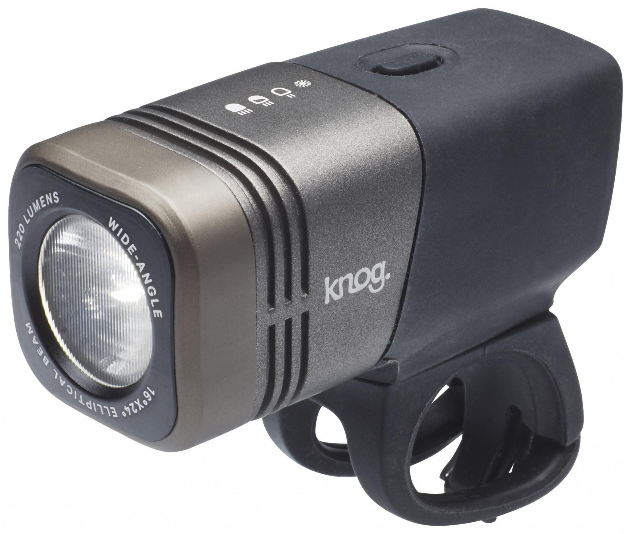 Knog Fahrradbeleuchtung »Blinder ARC 220 Frontlicht weiße LED«