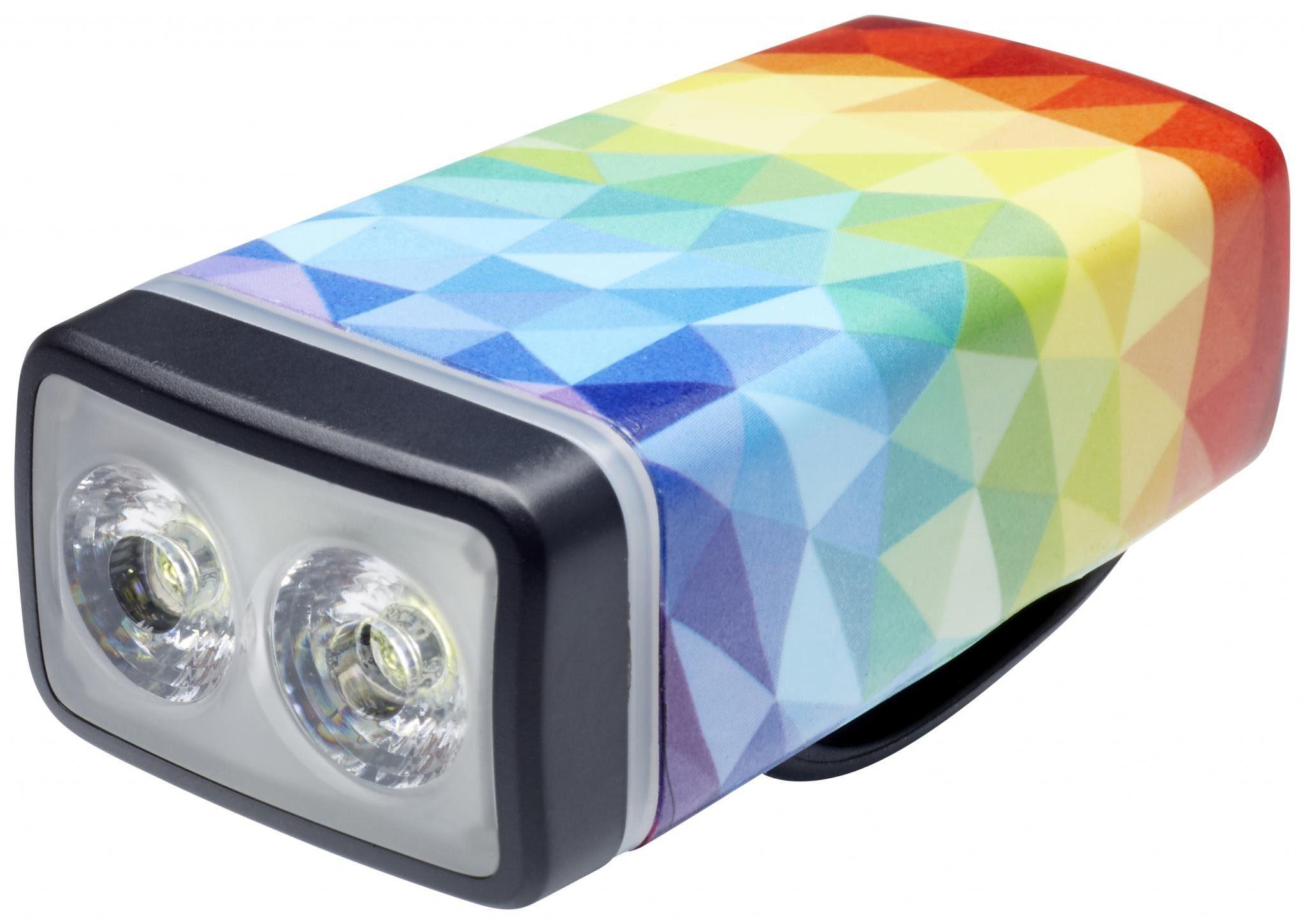 Knog Fahrradbeleuchtung »POP ii Frontlicht weiße LED«